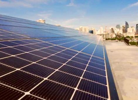 Placas solares en comunidad de vecinos en Córdoba