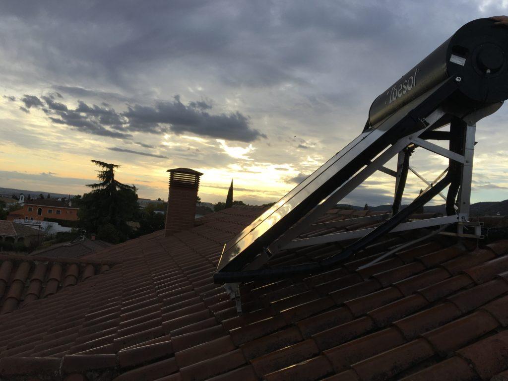 Mantenimiento placas solares IBESOL