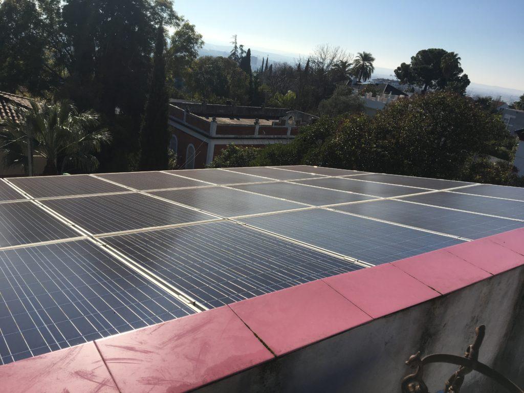 Placas solares para casa en Córdoba