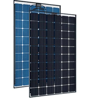 Placas solares monocristalinas