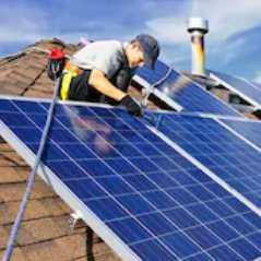 Instalar placas solares en tejado