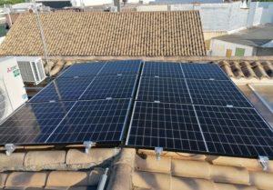 energia solar malaga