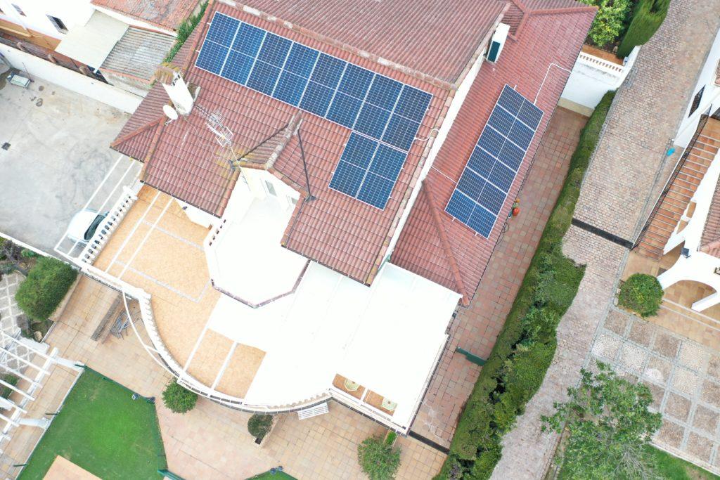Mantenimiento placas solares fotovoltaicas malaga
